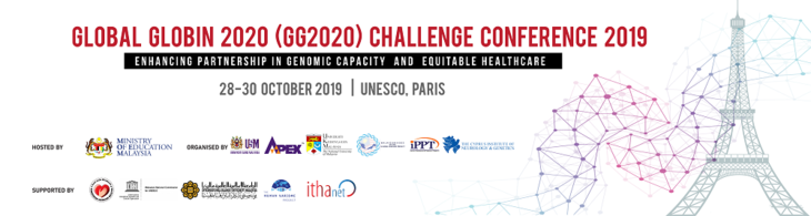 Global Globin 2020 Challenge Conference 2019 - Submit your abstract until 15th September!