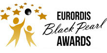 Winners of the EURORDIS Black Pearl Awards 2018!